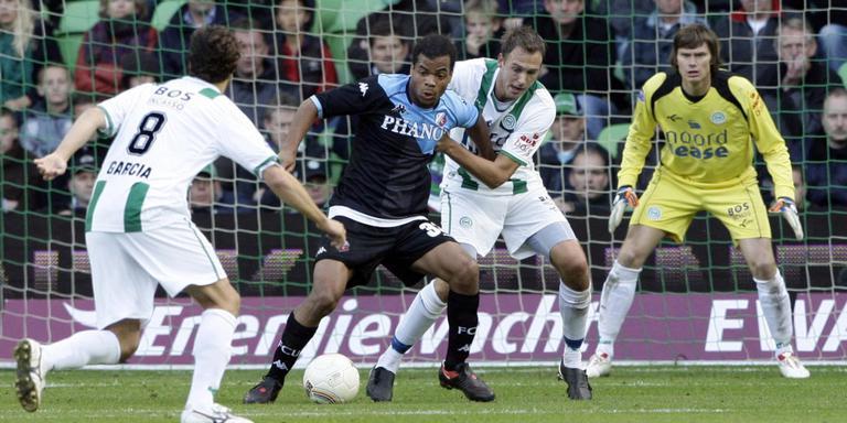 FC Emmen versterkt zich met Erixon Danso