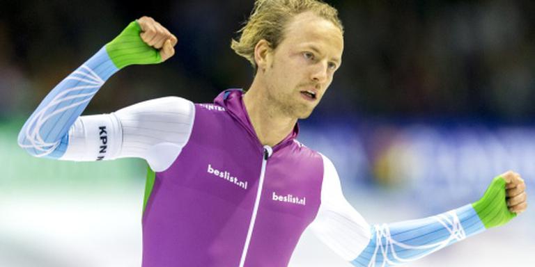 Zilver voor Ronald Mulder op 500 meter