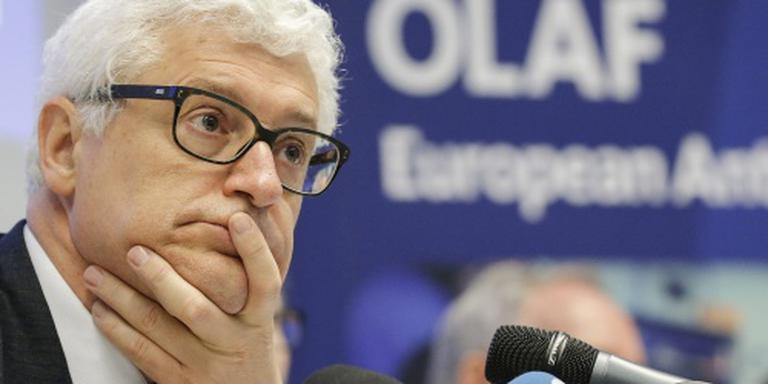 Fraudebedrag EU-geld iets lager