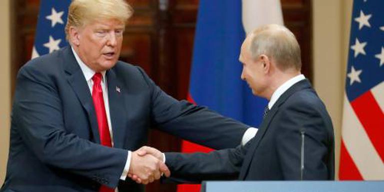 Verbijstering over 'zwak' optreden Trump