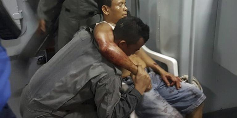 Rebellen laten Indonesische gijzelaars vrij