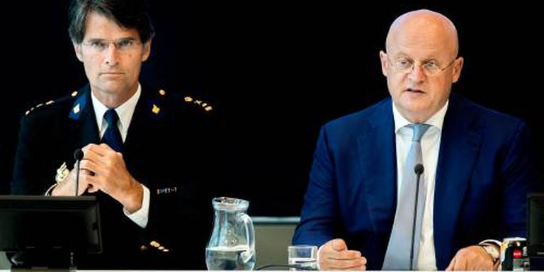 Korpschef 'herkent zorgen' politiemensen