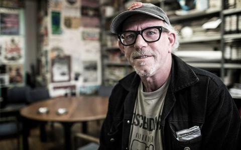 Peter Weening is 40 jaar programmeur van club Vera in Groningen: 7000 bands in 40 jaar