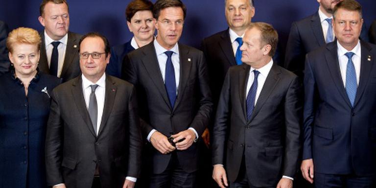 EU eens over aanbod Turkse migratiedeal