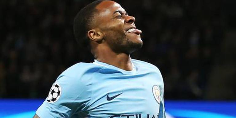 Sterling laat Manchester City ontsnappen