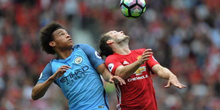 Mourinho laat Blind buiten basiselftal