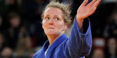 Judoka Franssen vecht zich naar brons op WK