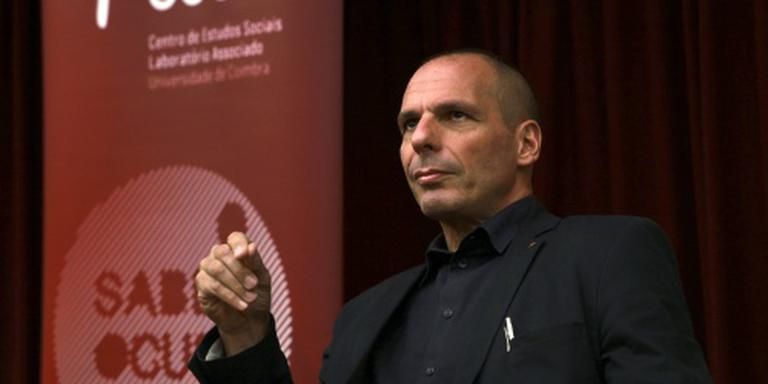 'Varoufakis begint linkse Europese beweging'
