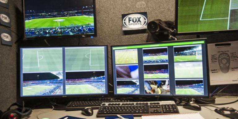 KNVB test videoscheids in bekertoernooi