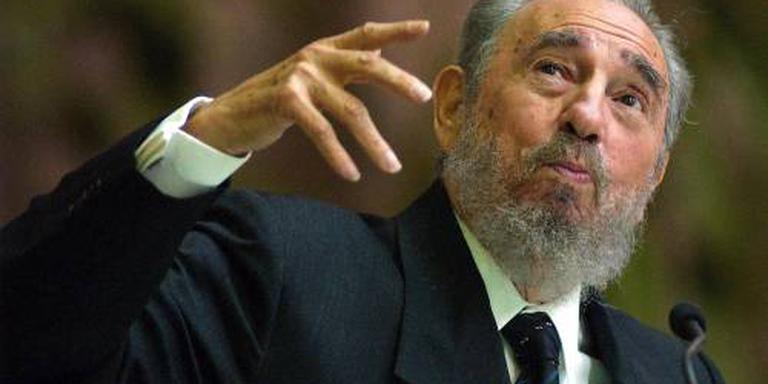 Castro zaterdag al gecremeerd