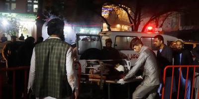 Tientallen doden door explosie in Kabul