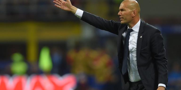 Zidane in voetsporen Cruijff en Rijkaard