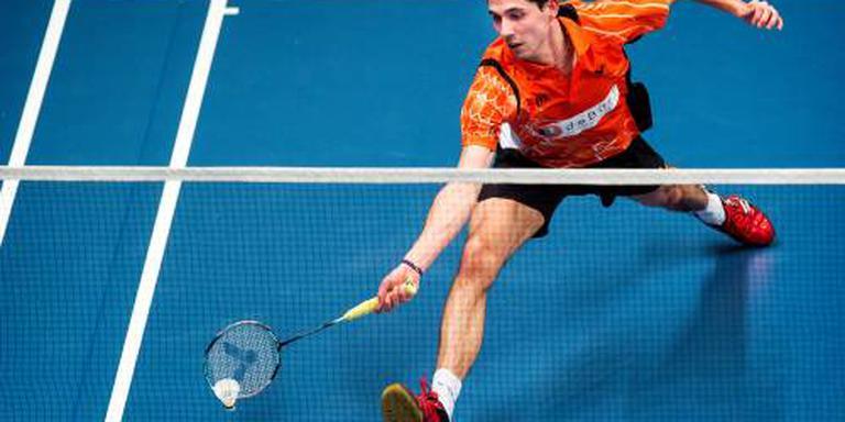 Kampioen Meijs al klaar in Dutch Open