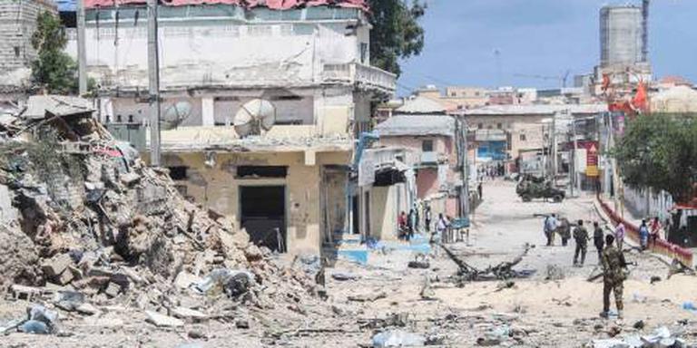 Dubbele aanslag door al-Shabaab in Mogadishu