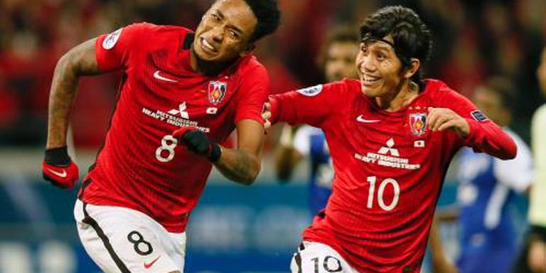 Urawa Red Diamonds als kampioen Azië naar WK