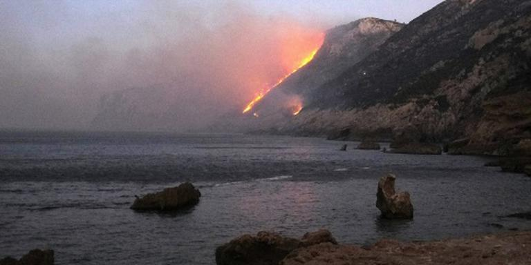 Evacuaties Costa Blanca wegens bosbrand