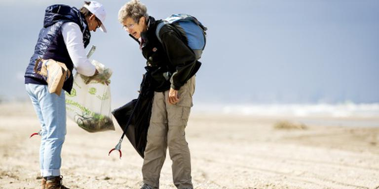 19.000 kilo afval opgeruimd op de stranden