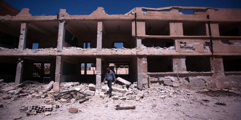 Syrische troepen heroveren ziekenhuis op IS