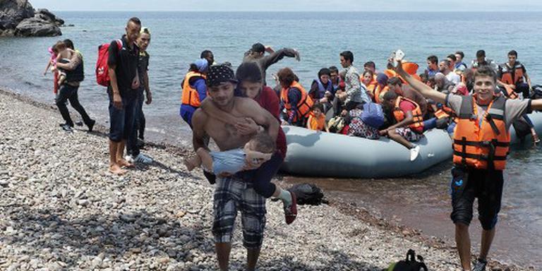 80 miljoen EU-steun asielzoekers Griekenland