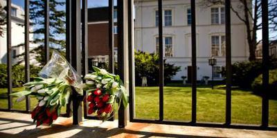 Dreigende situatie in Poolse ambassade