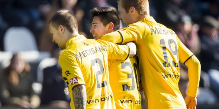 Roda JC haalt uit bij Heracles: 0-5