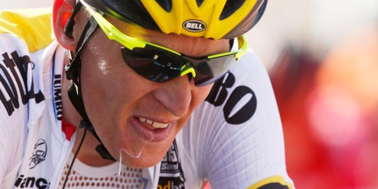 Gesink mist Tour de France