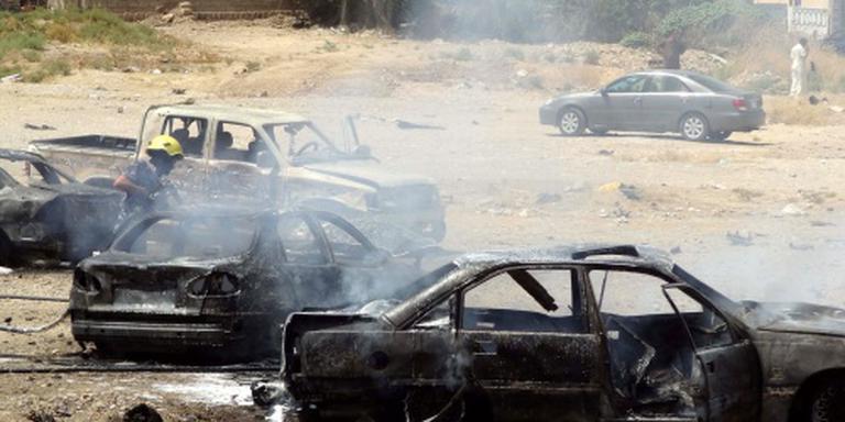 IS veroorzaakt bloedbad in Irak met tankwagen