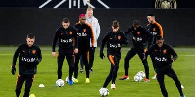 De Roon: het team is de kracht van Oranje