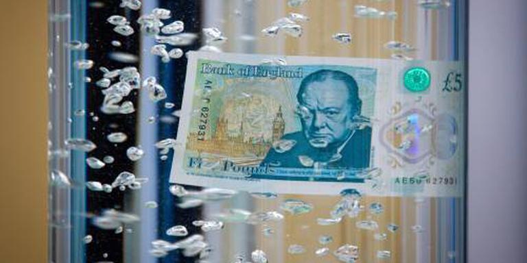 Veganisten woest over vet in Brits bankbiljet