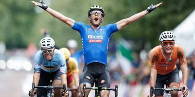 Trentin wint vijfde rit van Ronde van Guangxi