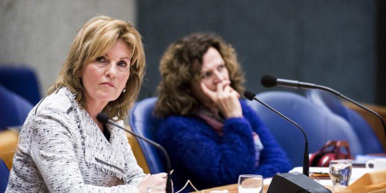 Kamer stemt nipt in met donorplan D66