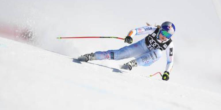 Vonn slaat ook wereldbeker in St. Moritz over