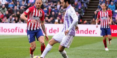 Griezmann voorkomt puntenverlies Atlético