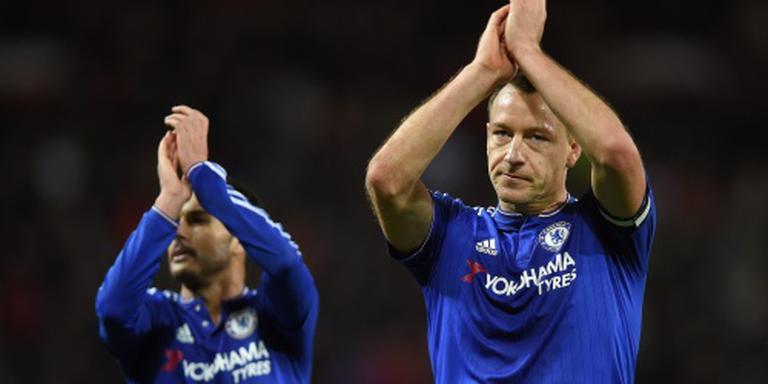 Terry verlaat Chelsea komende zomer