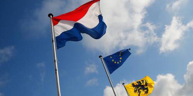 Kabinet om de tafel met Vlaamse regering