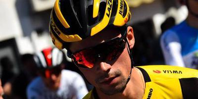 Roglic wint Tirreno-Adriatico op 1 seconde