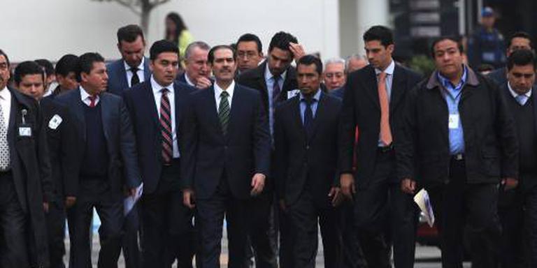 Politicus Mexico waste geld wit in Nederland