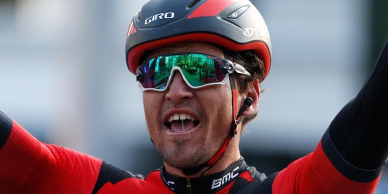Van Avermaet klopt Sagan in Tirreno