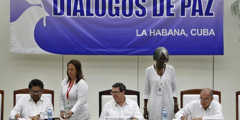 Onderhandelaars bevestigen FARC-akkoord
