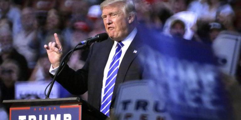Trump op verlies in drie cruciale staten