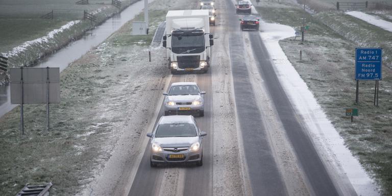 Rijkswaterstaat: blijf voorzichtig op de weg