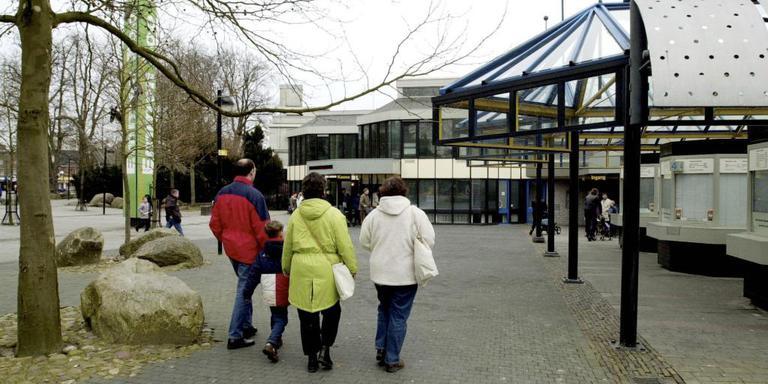 Het Noorderdierenpark is het decor van een speelfilm. FOTO ARCHIEF DVHN