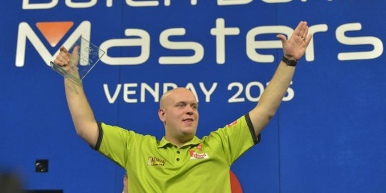 Twee dartzeges Van Gerwen in Premier League