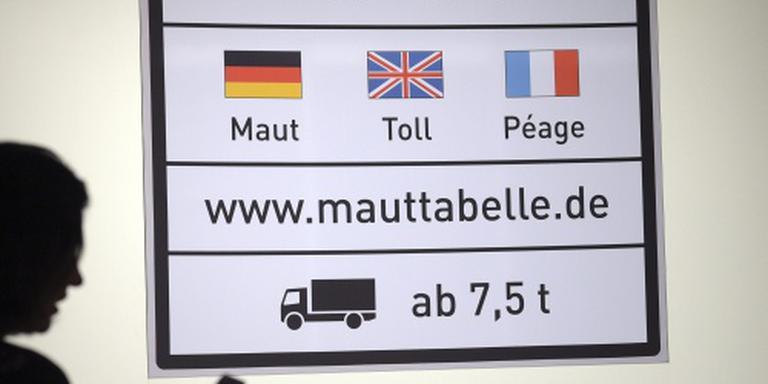 Tol vrachtauto's in Duitsland uitgebreid