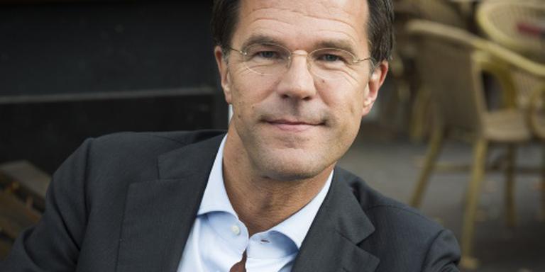 Rutte sprak met oppositie over referendum