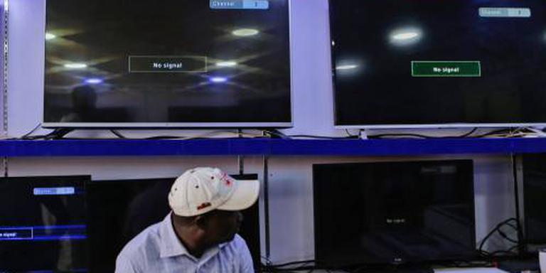 Alle Keniaanse tv-zenders weer in de lucht