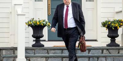 Mueller stuurt eindrapport naar minister Barr