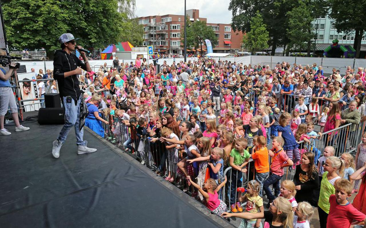 Alles Kids in Drenthe in juni 2014.