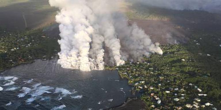 Nieuwe regels voor 'lavaboten' Hawaii