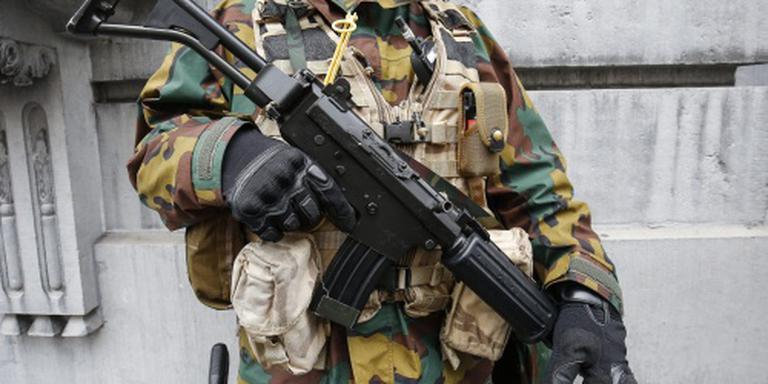 Centrum Brussel in ban 'verdacht persoon'